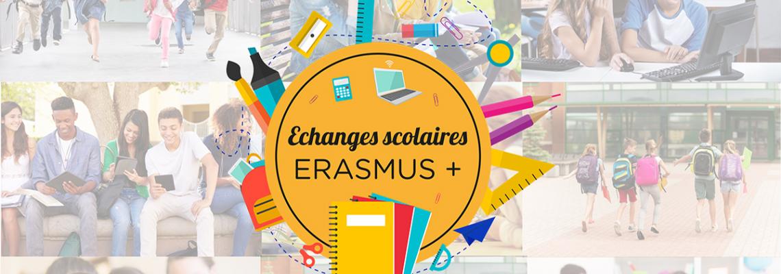 Image d'illustration pour La revue Mediaparks prend une dimension européenne grâce au programme Erasmus+