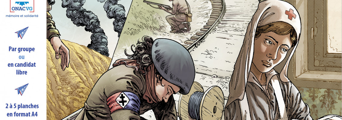 Image d'illustration pour Bulles de mémoire : s'engager pour la République